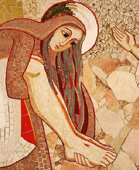 Logo Maria di Magdala